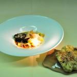 90er - Cucina Italiana - Brassato und Tagliatelle mit weissem Trüffel