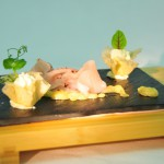 Gelbflossenmakrele - Chevice - Koriander